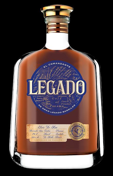 Rum Legado Rum 0,7l 38%