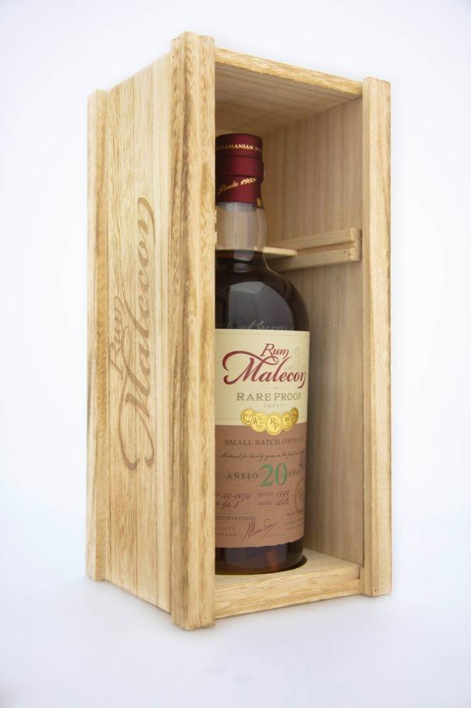 Rum Malecon Rare Proof 20y 1999 0,7l 48,4%