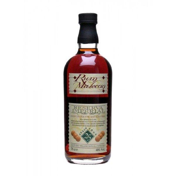 Rum Malecon Reserva Imperial 25y 0,7l 40%