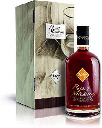 Rum Malecon Seleccion Esplandida 25y 1987 0,7l 40%