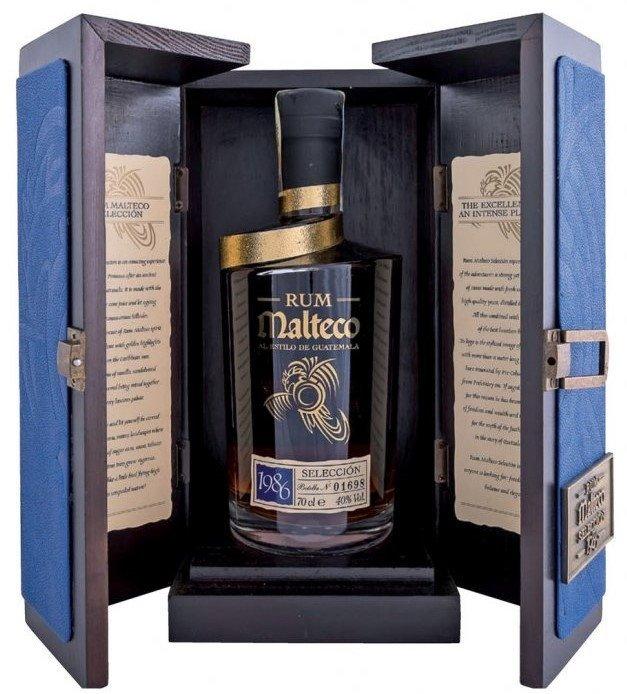 Rum Malteco 30y 1986 0,7l 40%