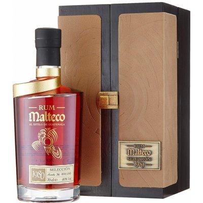 Rum Malteco 37y 1980 0,7l 40% / Rok lahvování 2017