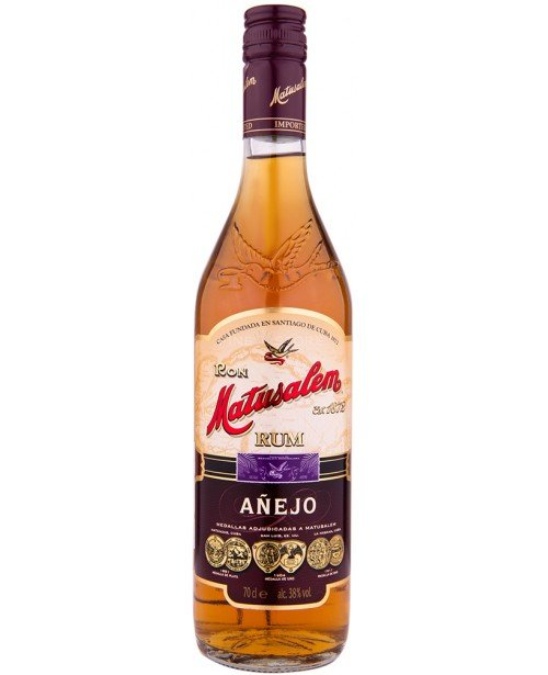 Rum Matusalem Añejo 0,7l 38%