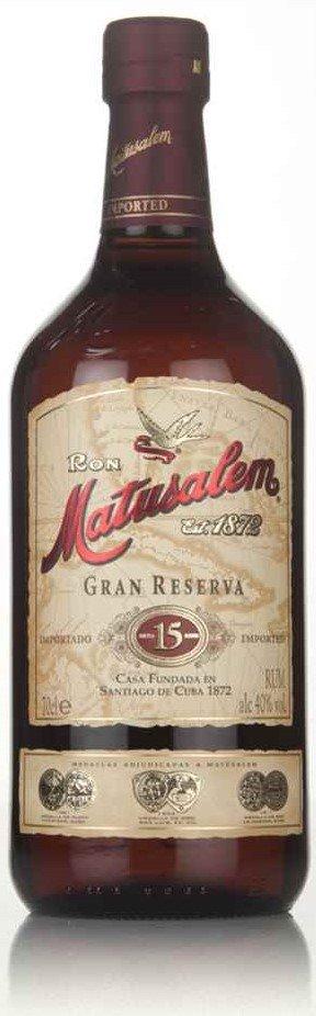 Rum Matusalem Gran Reserva 15y 0,7l 40%