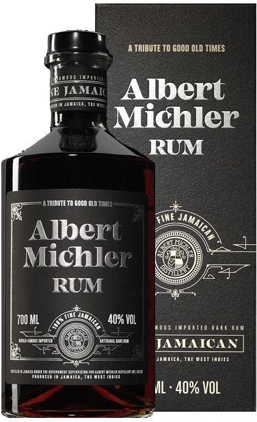 Rum Michlers Jamaica Rum 5y 0,7l 40% GB