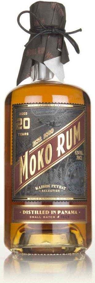 Rum Moko Rum 20y 0,7l 42% GB