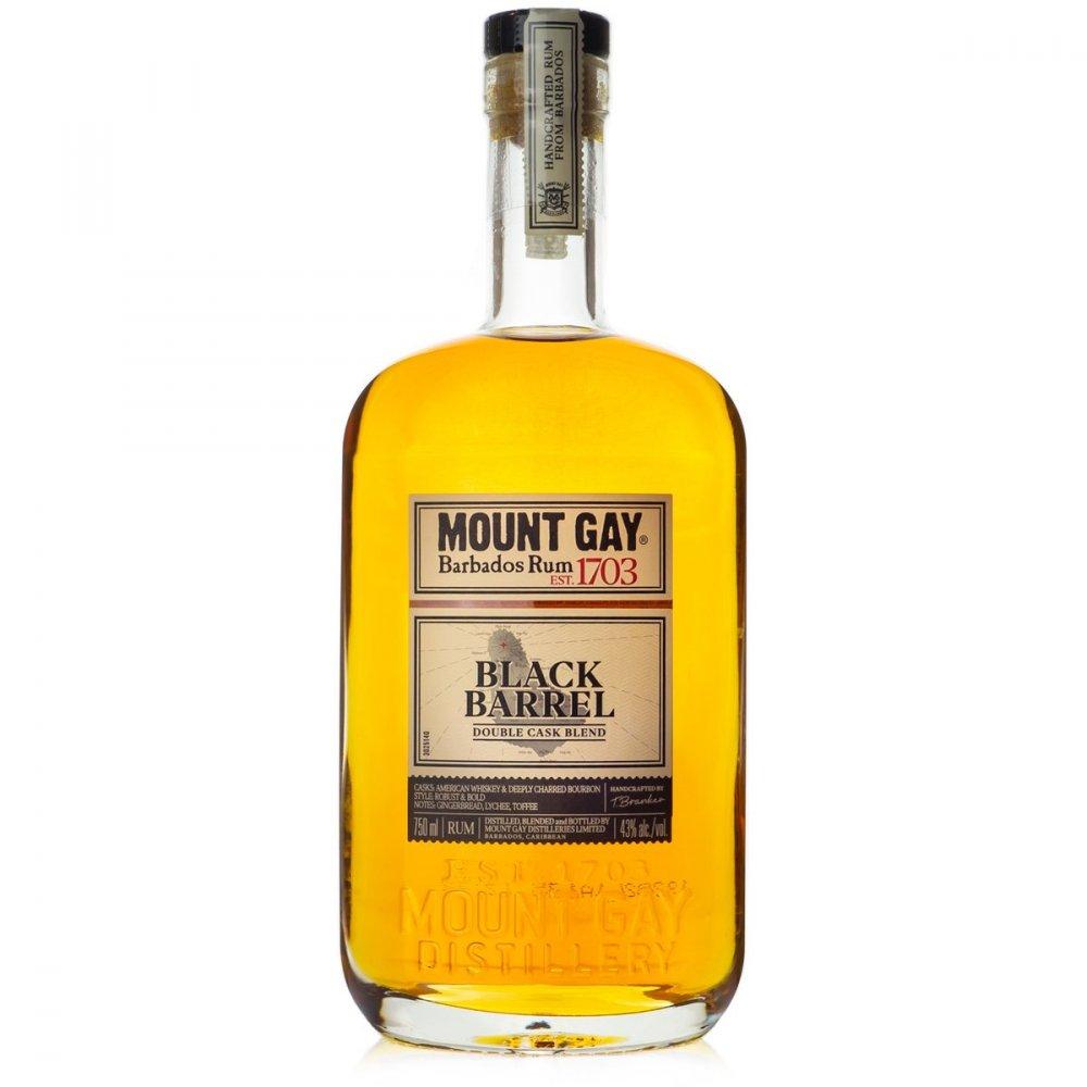 Rum Mount Gay Black Barrel Double Cask 0,7l 43%