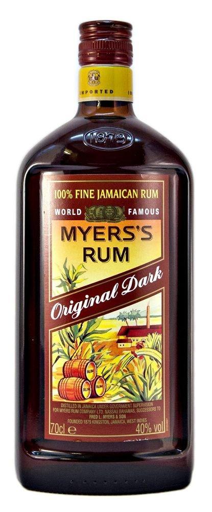 Rum Myers's Planters Punch 0,7l 40%