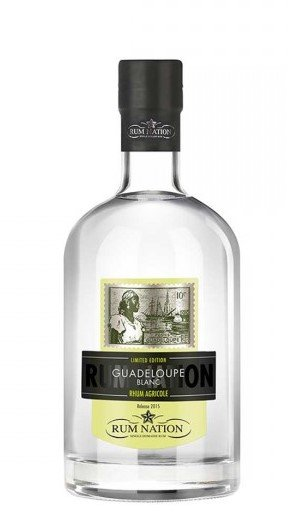 Rum Nation Guadeloupe 0,7l 50%