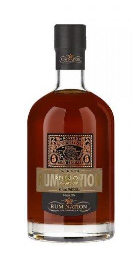 Rum Nation Reunion 7y 0,7l 45%