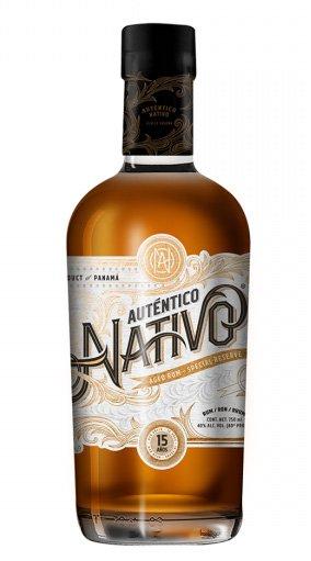 Rum Nativo Autentico 15y 0,7l 40%