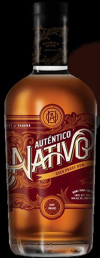 Rum Nativo Autentico Overproof 0,7l 54%