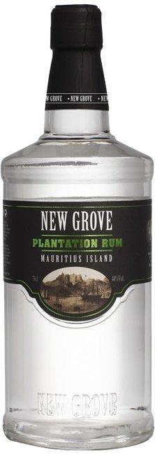 Rum New Grove Plantation Blanc 0,7l 40%