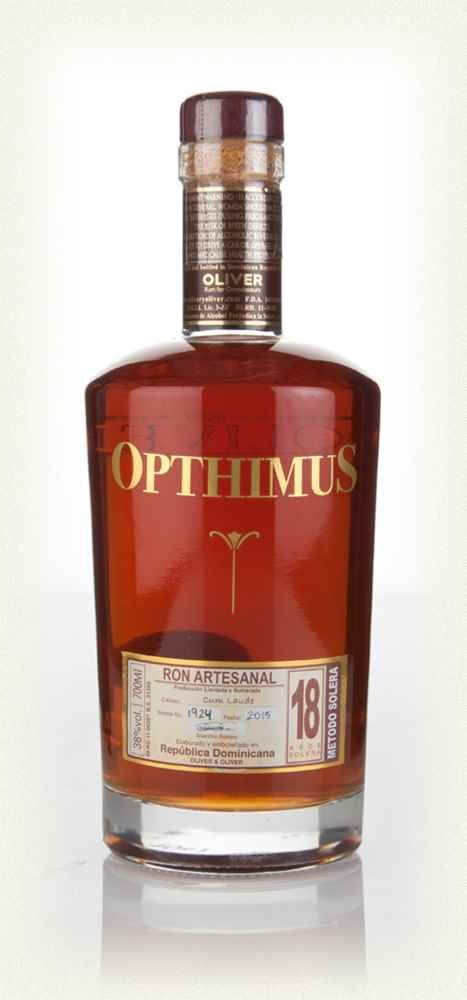 Rum Opthimus 18y 0,7l 38% GB