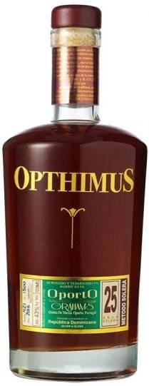 Rum Opthimus Oporto 25y 0,7l 43% GB