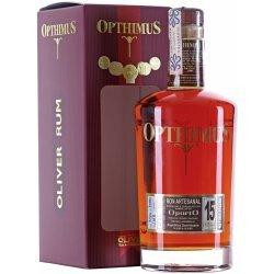 Rum Opthimus Port Finished 15y 0,7l 43% GB