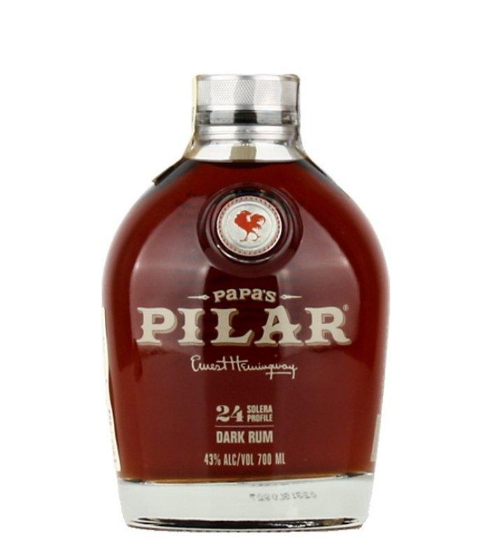 Rum Papa's Pilar Dark 24y 0,7l 43%