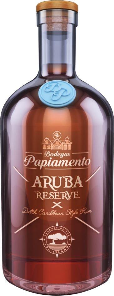 Rum Papiamento Aruba Reserve 0,7l 40%