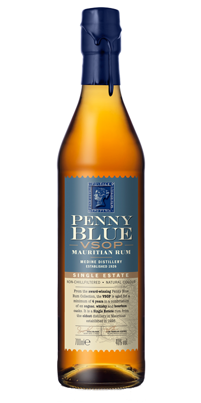 Rum Penny Blue VSOP 0,7l 40%
