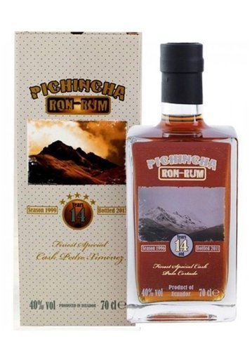 Rum Pichincha Rum 14y 0,7l 40% GB