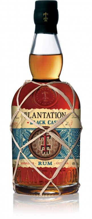 Rum Plantation Black Cask No.3 3y 0,7l 40%