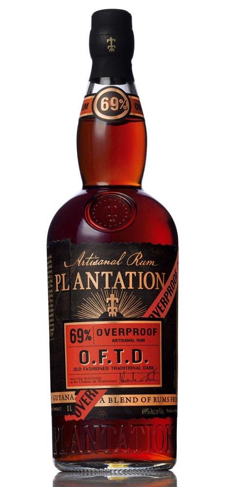 Rum Plantation OFTD Overproof 0,7l 69%