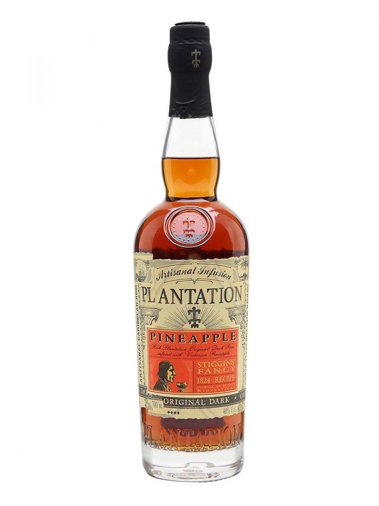 Rum Plantation Pineapple 0,7l 40%