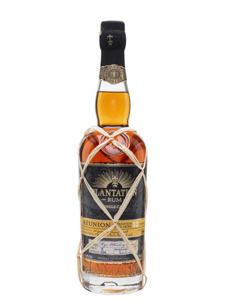 Rum Plantation Reunion 12y 0,7l 51,9%