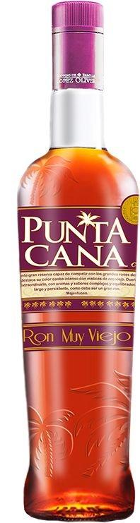 Rum Puntacana Ron Muy Viejo 0,7l 37,5%