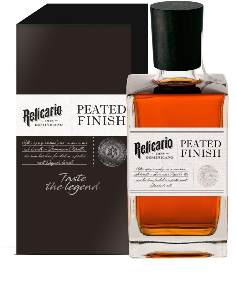 Rum Relicario Peated Finish 15y 0,7l 40% GB