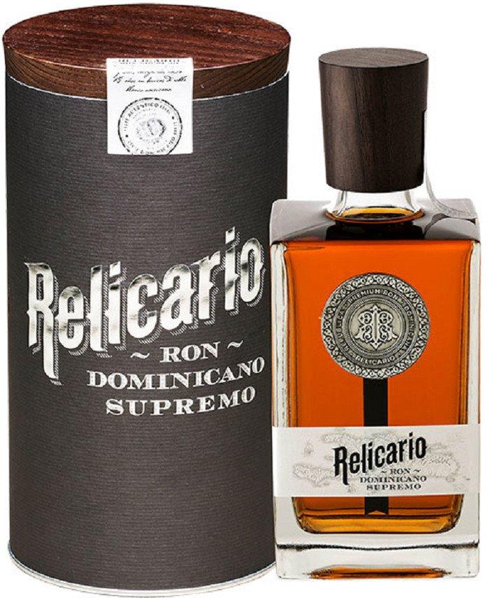 Rum Relicario Supremo 15y 0,7l 40% GB