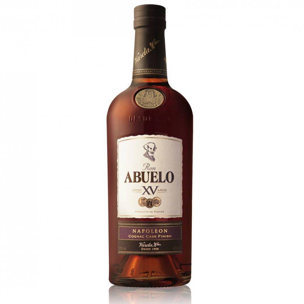 Rum Ron Abuelo Napoleon 15y 0,7l 40% GB