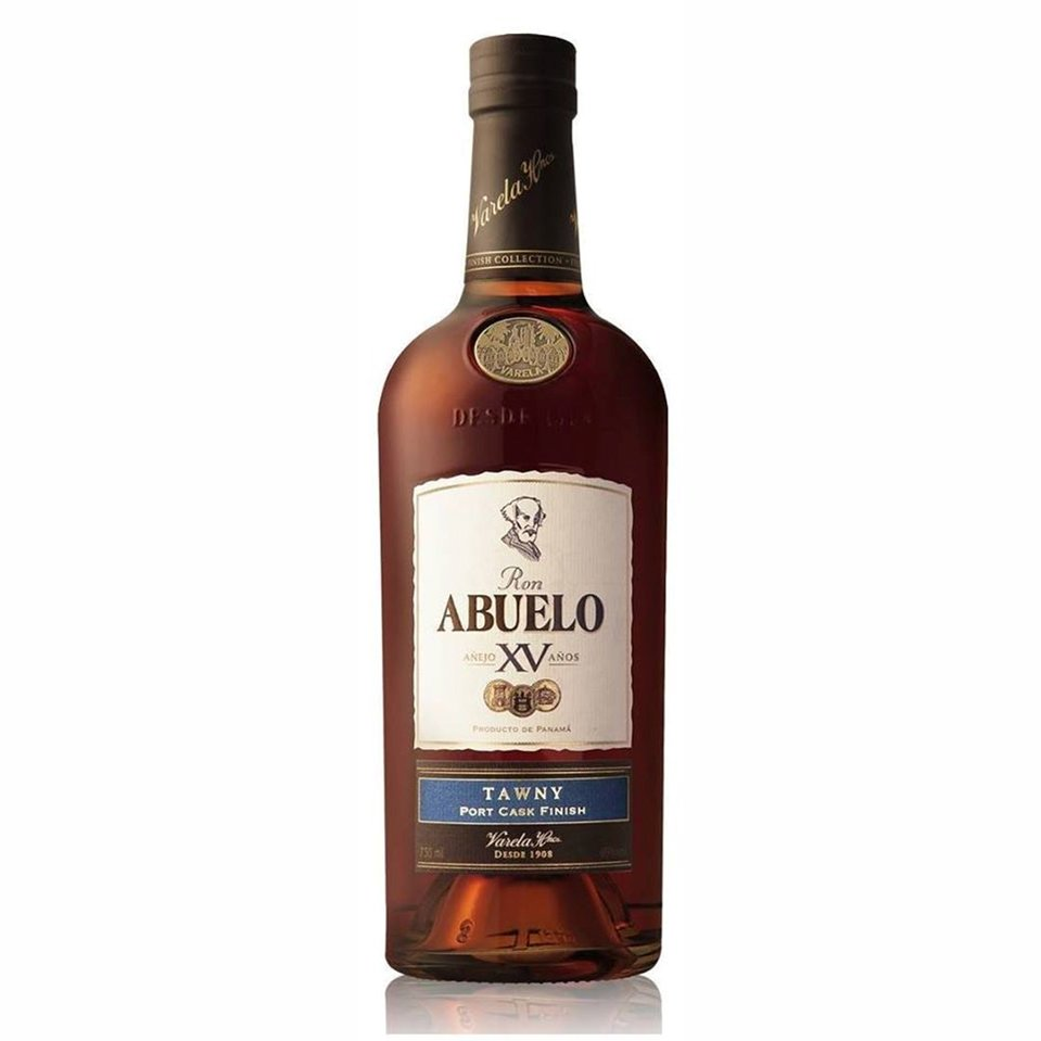 Rum Ron Abuelo Tawny 15y 0,7l 40% GB