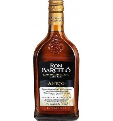 Rum Ron Barceló Añejo 4y 0,7l 37,5%