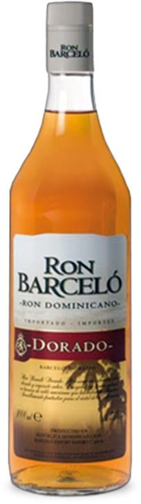 Rum Ron Barcelo Dorado 1l 37,5%