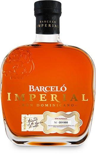 Rum Ron Barcelo Imperial 8y 0,7l 38%