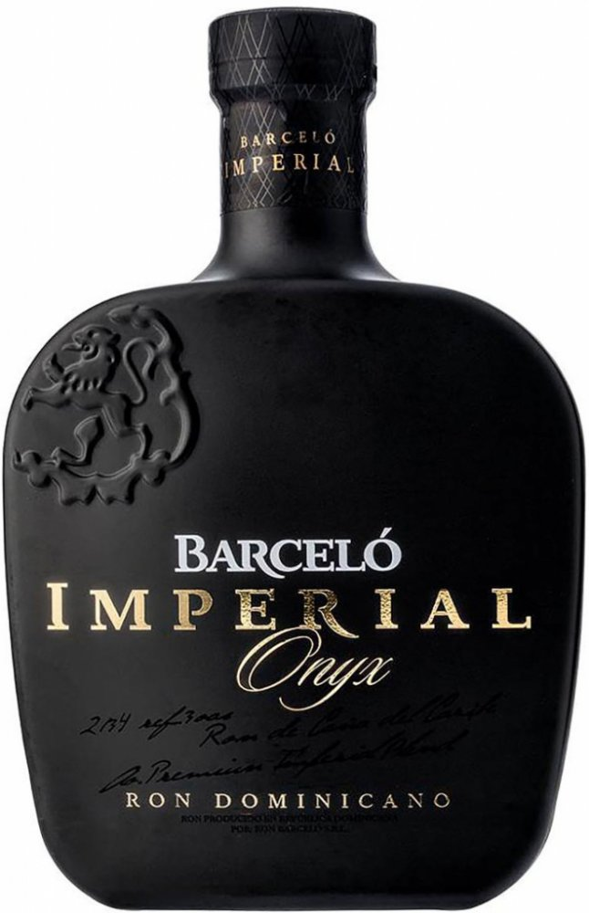 Rum Ron Barcelo Imperial Onyx 10y 0,7l 38% L.E.