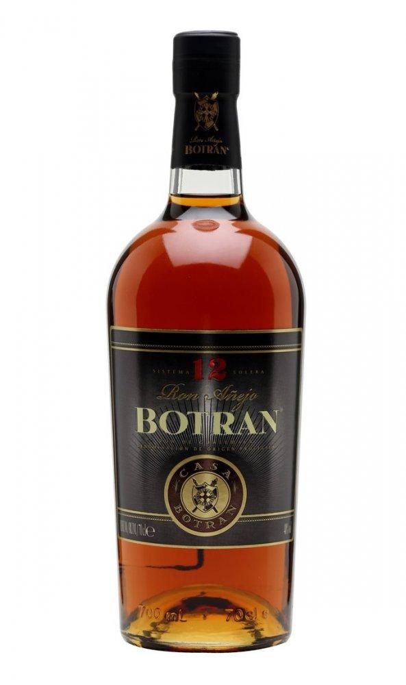 Rum Ron Botran Aňejo 12y 0,7l 40%