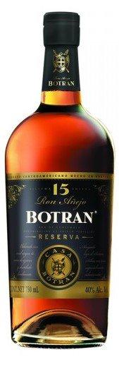 Rum Ron Botran Añejo Reserva 15y 1l 40%