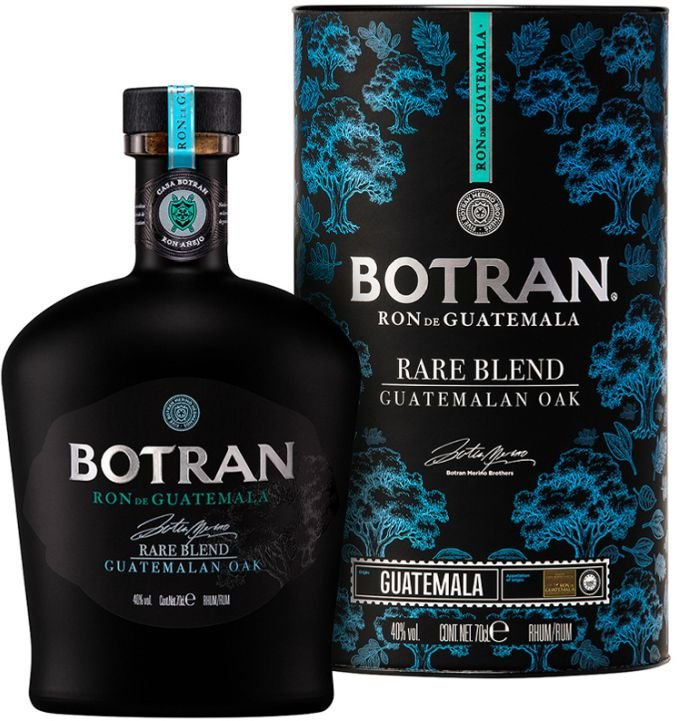 Rum Ron Botran Rare Blend 0,7l 40% GB