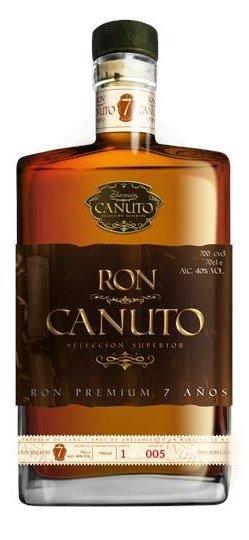 Rum Ron Canuto Selección Superior 7y 0,7l 40%