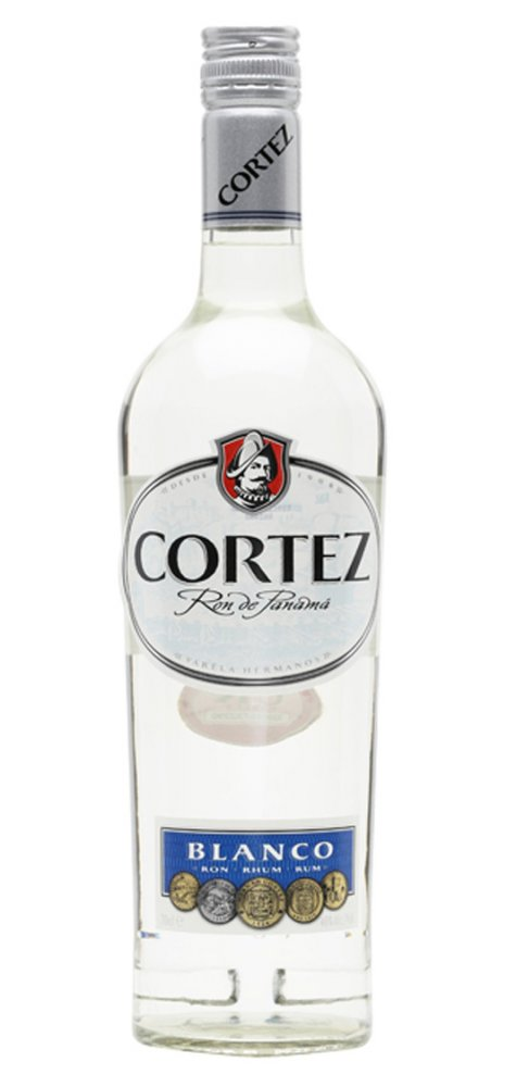 Rum Ron Cortez Blanco 0,7l 40%