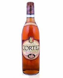 Rum Ron Cortez Spiced 0,7l 35%