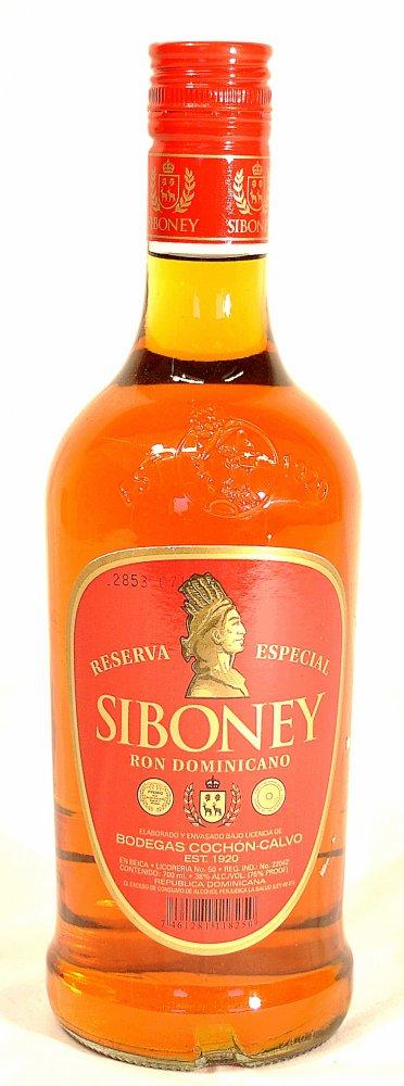 Rum Ron Siboney Reserva 0,7l 37,5%