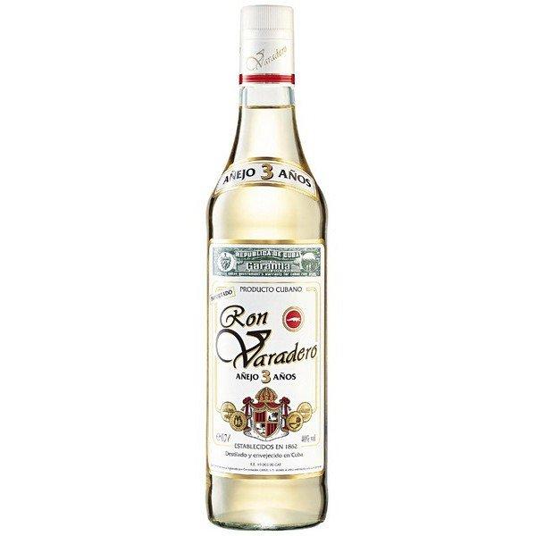 Rum Ron Varadero 3y 0,7l 38%