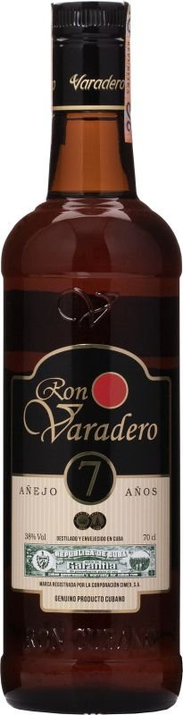Rum Ron Varadero 7y 0,7l 38%