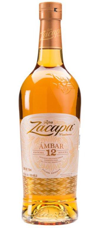 Rum Ron Zacapa Ámbar 12y 1l 40%