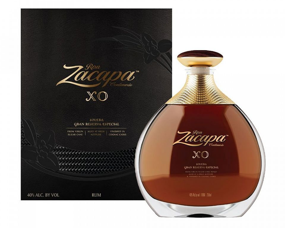 Rum Ron Zacapa Centenario XO 25y 0,7l 40%