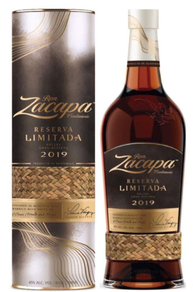 Rum Ron Zacapa Reserva Limitada 2019 0,7l 45%