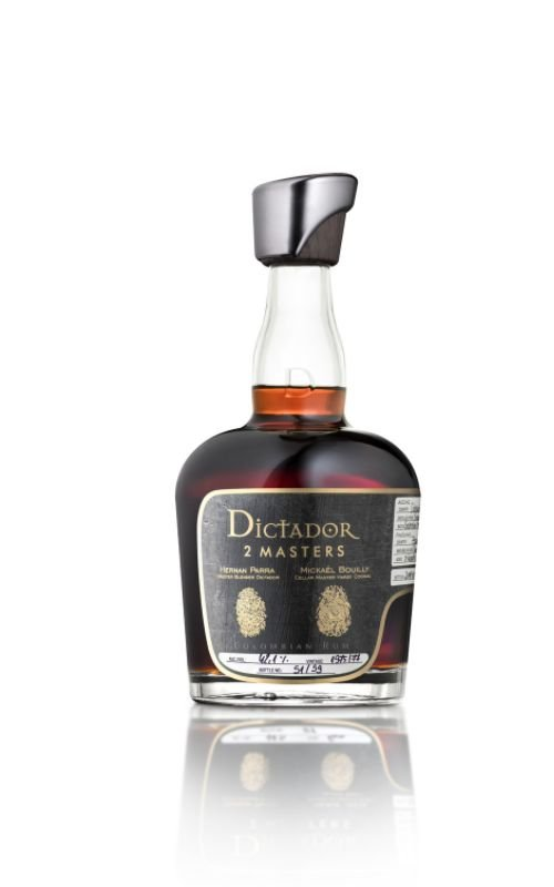 Rum Rum Dictador 2 Masters Hardy Blend 1975 0,7l 42% / Rok lahvování 2019